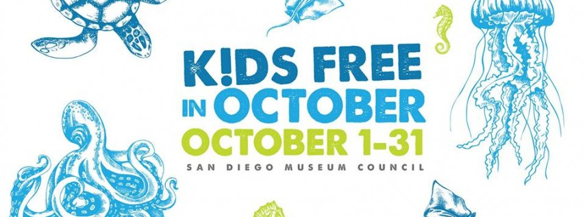 Kids Free in October