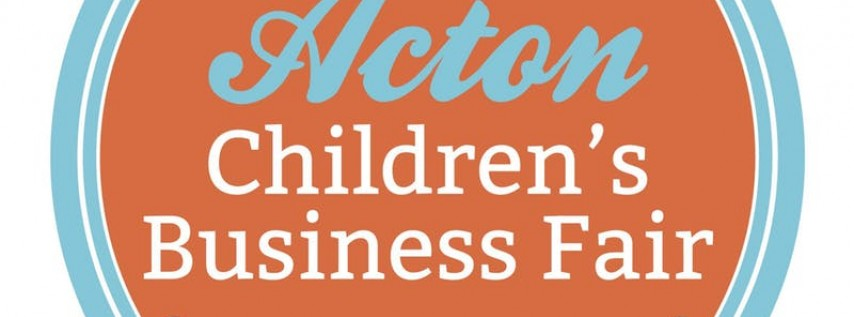 Children's Business Fair Downtown Santa Ana