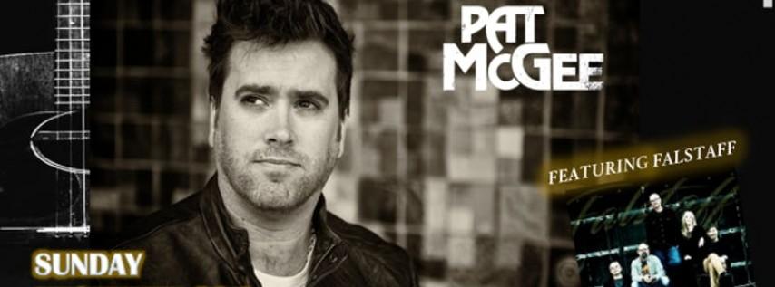 Pat McGee Band w/ Falstaff
