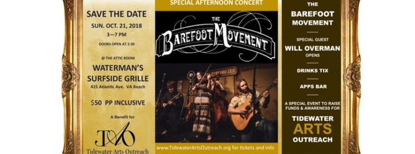 The Barefoot Movement in Concert