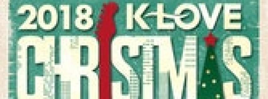 Klove Christmas Tour With Big Daddy Weave San Antonio Tx