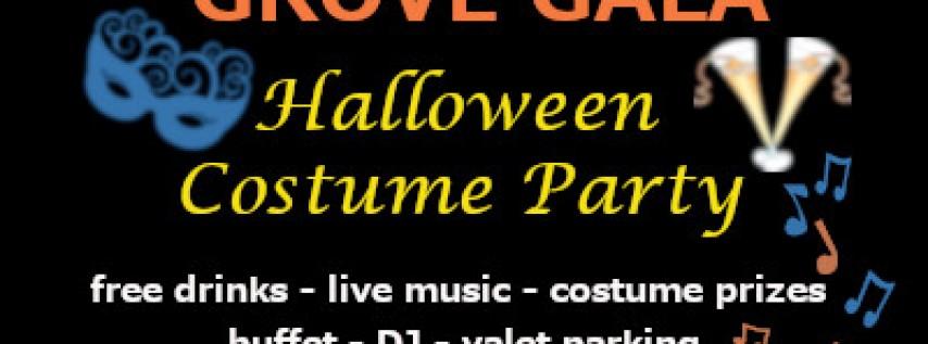 Grove Gala Halloween Costume Party