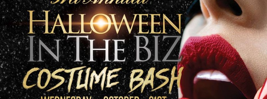 Halloween in the Biz - Blue Martini Lounge