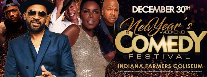 New Year S Weekend Comedy Festival Indianapolis In Dec