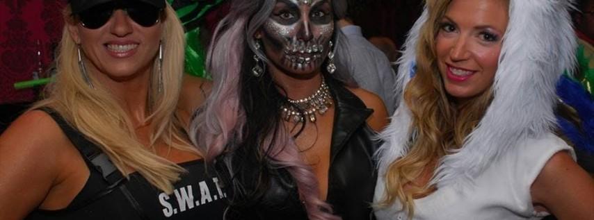 Halloween Crawl Raleigh