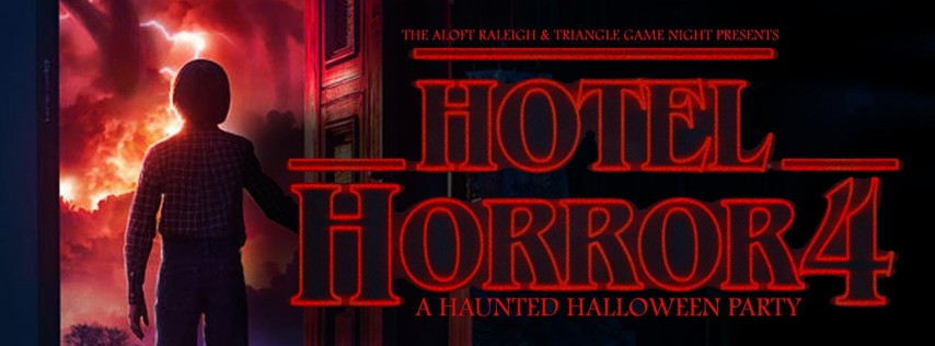 Hotel Horror 4: A Haunted Halloween Party