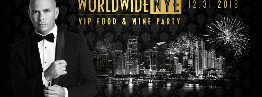 Worldwide New Year's Eve VIP Food & Wine Party