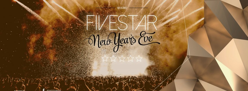 FIVE STAR NEW YEAR'S EVE