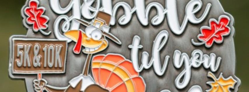 Gobble Til You Wobble 5K & 10K - Gainesville