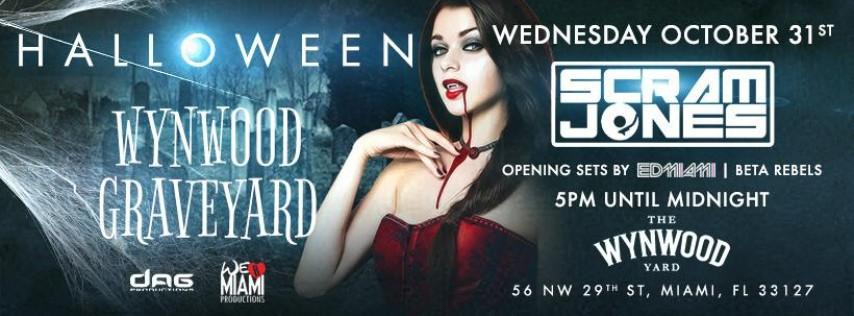 Halloween Party - Wynwood Graveyard - Wynwood Miami