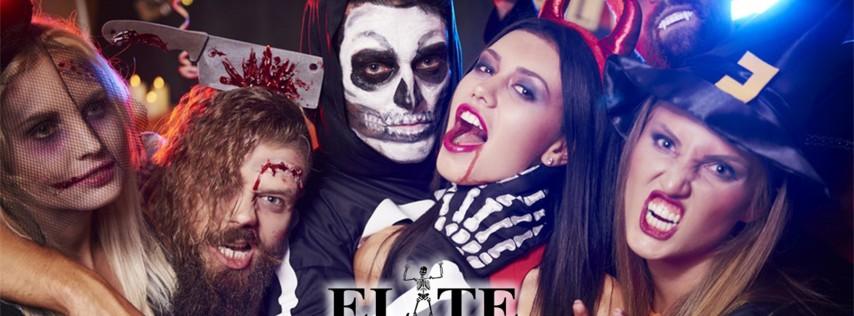 2018 Official Halloween Bar Crawl | Richmond, VA