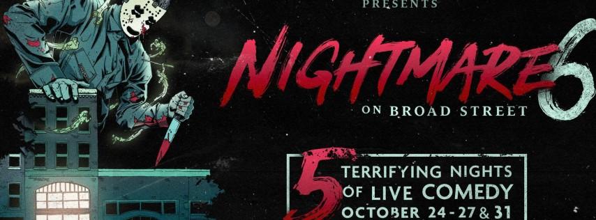 Nightmare on Broad Street 6 / Troll 2 in 4-D