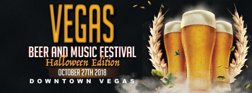 Vegas Beer and Music Festival - Halloween Edition