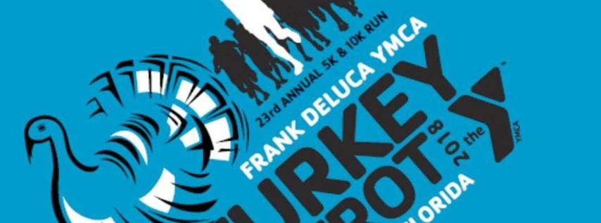 23rd Annual Frank DeLuca YMCA Turkey Trot
