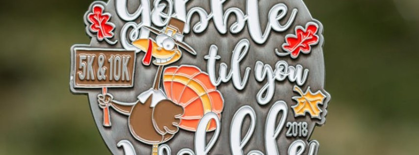 Gobble Til You Wobble 5K & 10K - Austin