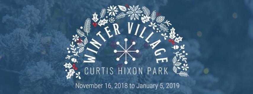 Winter Village 2018