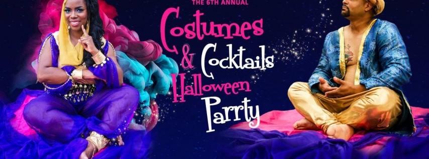 Costumes & Cocktails Halloween Parrty