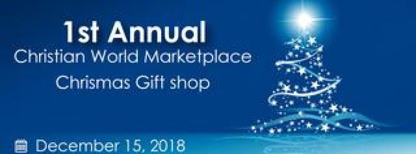 Christian World Marketplace - Christmas Gift Shops