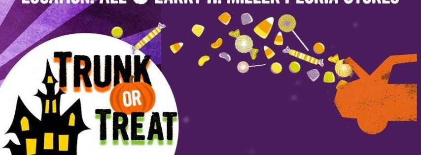 2nd Annual Larry H. Miller Dealerships Trunk or Treat