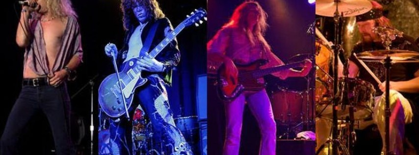 ZOSO 'The Ultimate Led Zeppelin Experience'- Deland