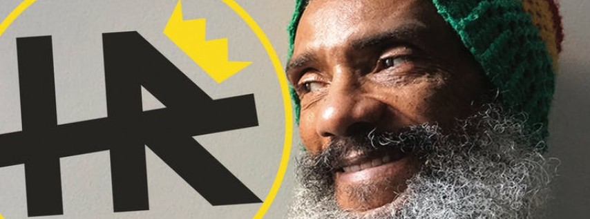 H.R. of Bad Brains 'HUMAN RIGHTS' - Deland