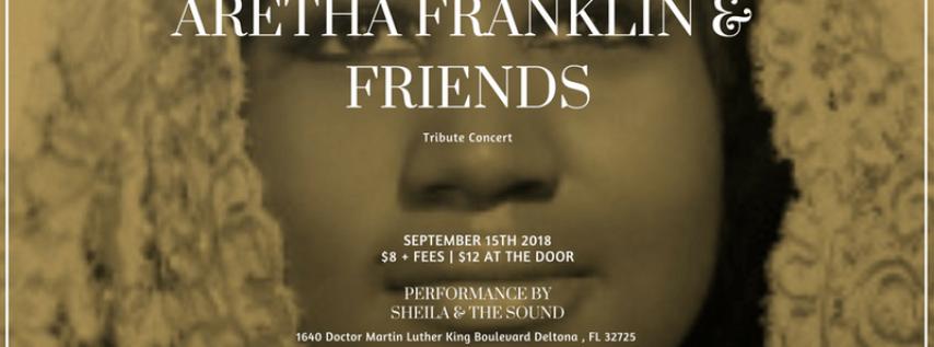 Aretha Franklin & Friends Tribute Concert