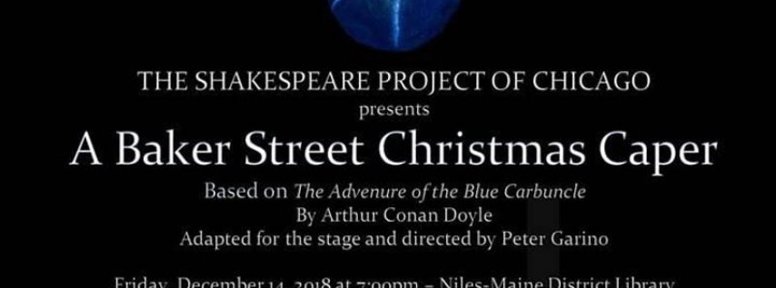Holiday Performance: A Baker Street Christmas Caper