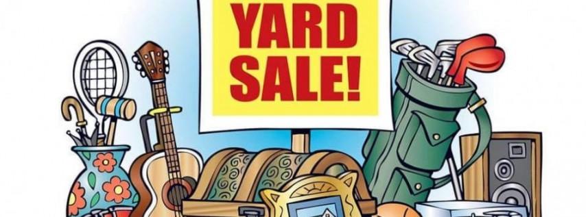 Yard Sale (Memorial Day Weekend)