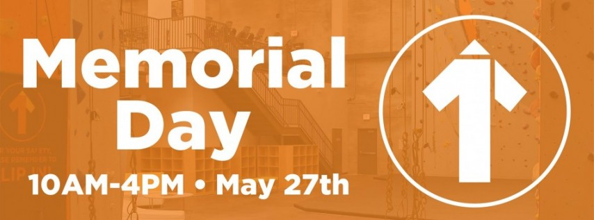 NOTE Memorial Day Hours