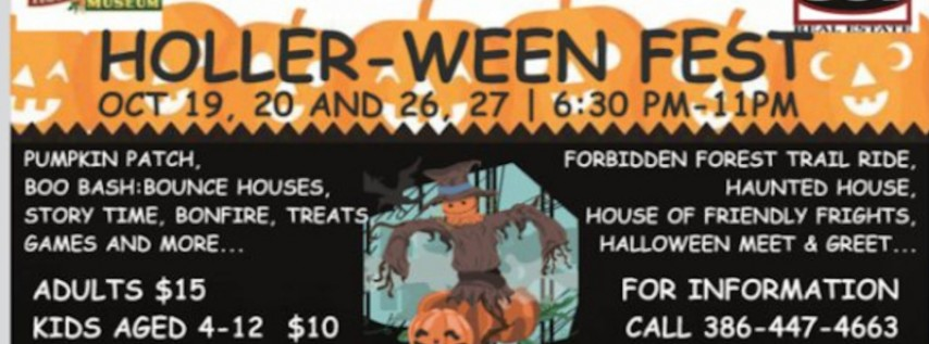Holler-Ween Fest in Palm Coast 2018