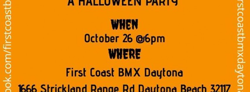 Halloween Party in Daytona Beach