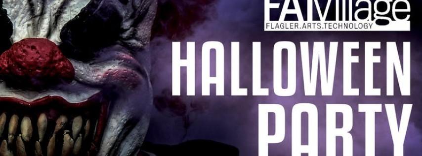 FATvillage Halloween Party