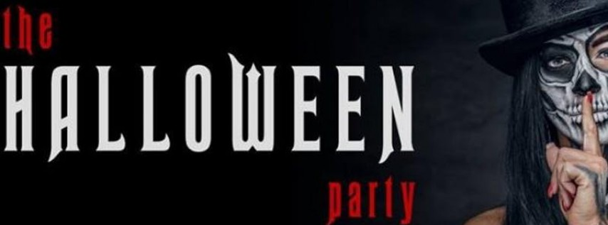 It's a Halloween party !