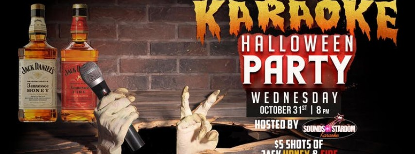 Marina 84's Halloween Karaoke Bash