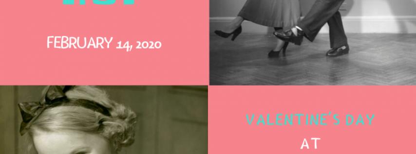 Valentine's Day Sock Hop