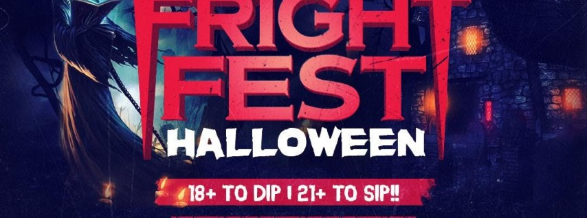18+ FRIGHT FEST HALLOWEEN 2018! & 21+ | CLUB RIO / RODEO | 2 ROOMS & PATIO - 1000+PPL