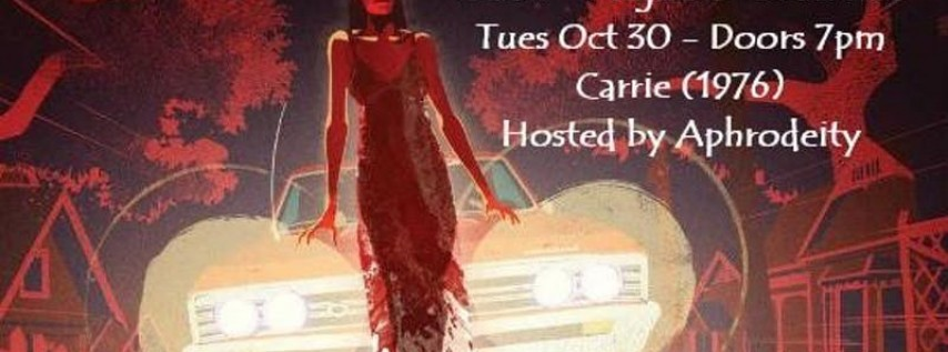 LGBT+ Night @ Brewvies - Carrie (1976)