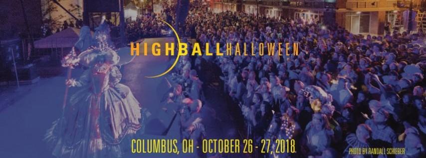 HighBall Halloween 2018