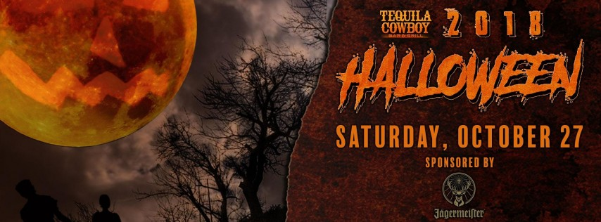2018 Halloween Bash with The Swon Brothers