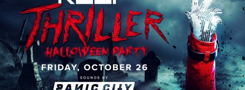 theWit Hotel Celebrates the Spookiest Time of Year with a Thriller-Themed Halloween Party