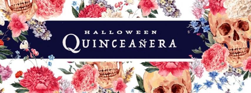 Halloween Quinceañera