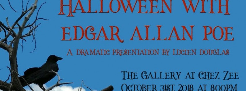 Halloween with Edgar Allan Poe