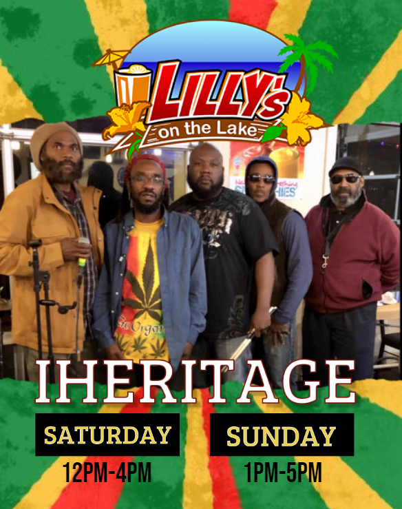 IHeritage Live at Lilly's on the Lake