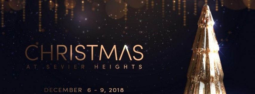 2018 Christmas at Sevier Heights