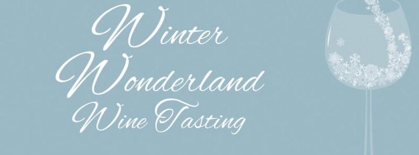 Winter Wonderland Wine Tasting