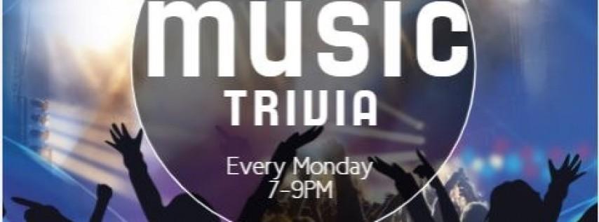 Music Trivia Monday's