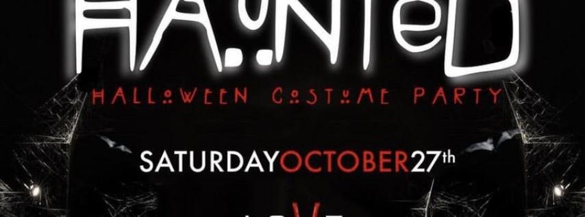 Haunted: Halloween Costume Party