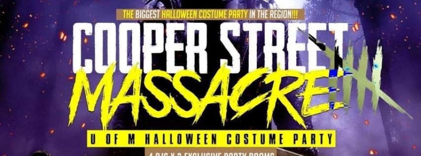 The Cooper Street Massacre: Halloween Costume Party