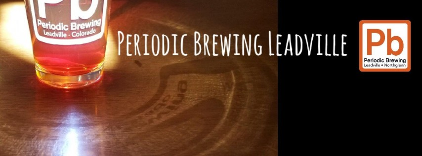 Periodic Brewing Leadville Halloween Party