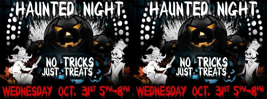 Uhuru Halloween Night: No Tricks, Just Treats